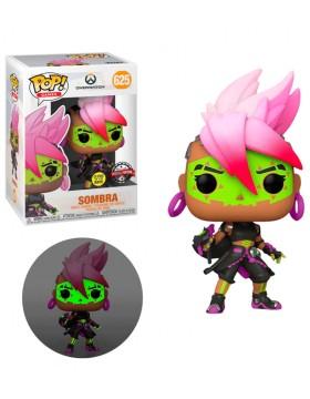 Funko Pop Sombra Overwatch Glows Special Edition 625