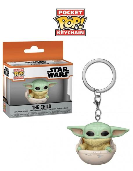 Pocket Pop The Child With Capsula Star Wars Funko