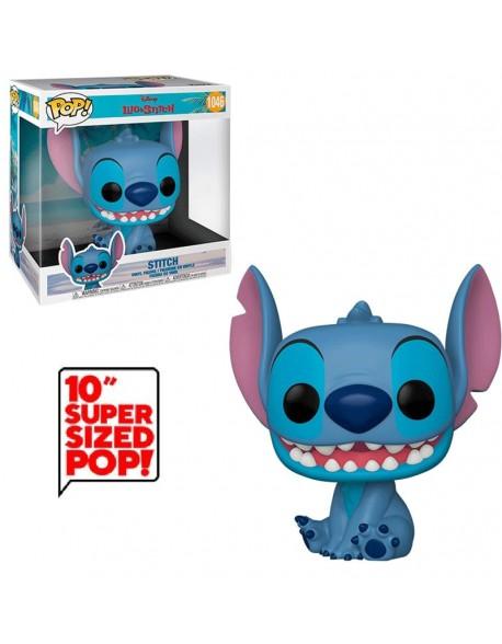 Funko Pop Stitch Lilo y Stitch Disney Jumbo 1046