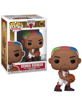 Funko Pop Dennis Rodman Chicago Bulls 103