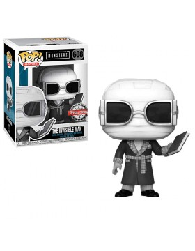 Funko Pop The Invisible Man Monsters Special Edition 608