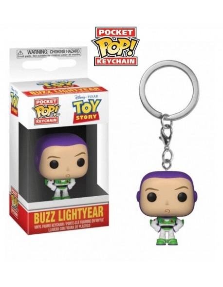 Pocket Pop Toy Story Buzz Lightyear Llavero Funko