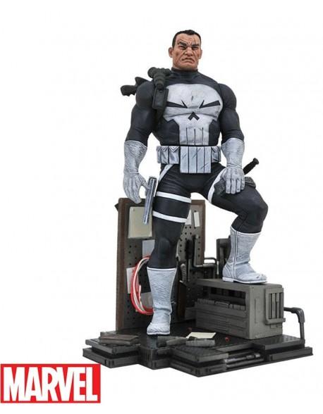 Punisher Diorama Marvel Comic Gallery 23 cm