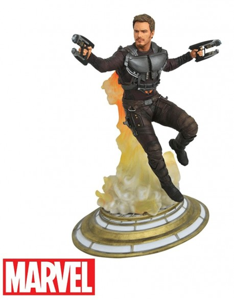 Star Lord Guardians of the Galaxy Gallery 25 cm