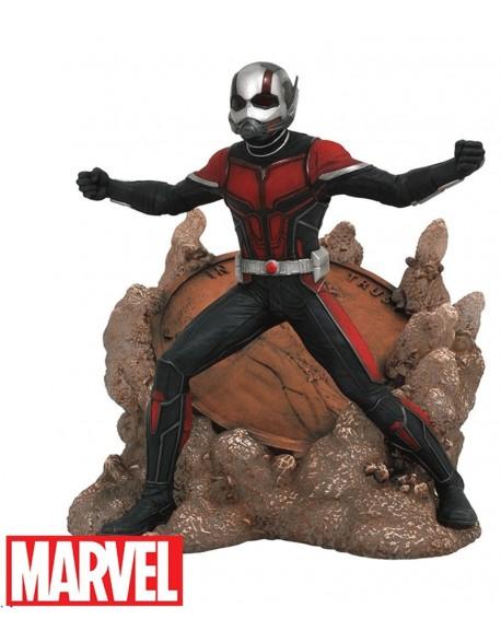 Ant Man y la Avispa Diorama Marvel Gallery 23 cm