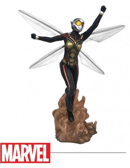 Avispa Ant Man y la Avispa Diorama Marvel Gallery 23 cm
