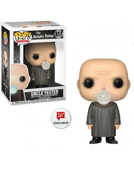Funko Pop Uncle Fester The Addams Family W Exclusive