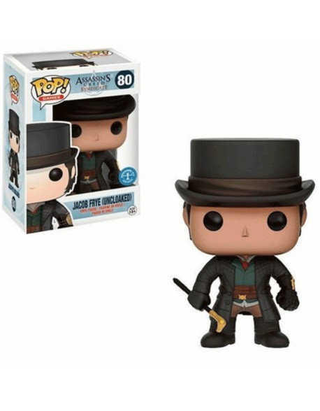 Funko Pop Jacob Frye Assassins Creed Syndicate Underground Toys Exclusive