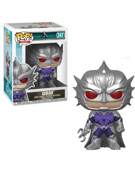 Funko Pop Aquaman Orm