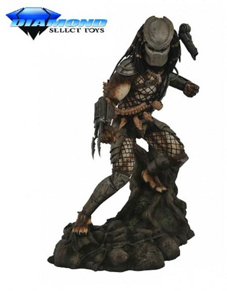 Predator Pvc Diorama Gallery 25 cm Figura