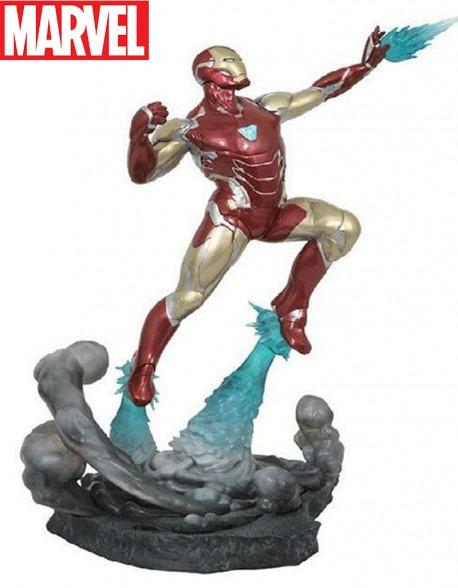 Iron Man Avengers End Game Pvc Diorama Gallery 25 cm Figura
