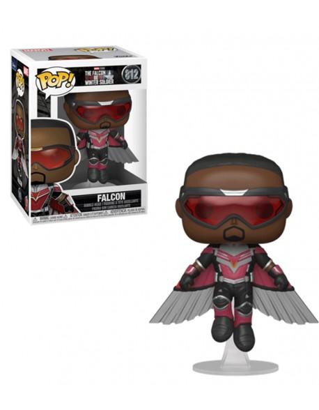 Funko Pop Falcon The Falcon And The Winter Soldier 812