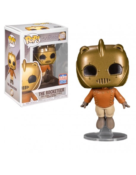 Funko Pop The Rocketeer Limited Edition 1068