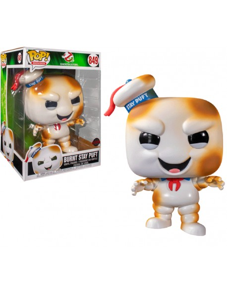 Funko Pop Burnt Stay Puft 25 cm Ghostbusters Special Edition 849