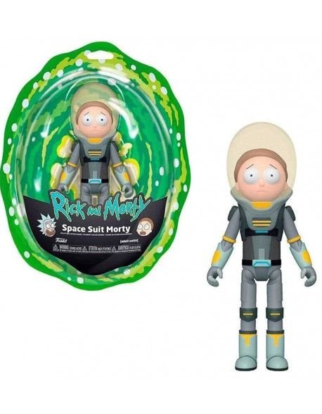 Figura Space Suit Morty Rick And Morty 13 cm