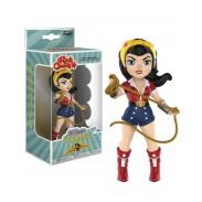 Rock Candy Wonder Woman DC Comic Bombshells 14 cm PVC
