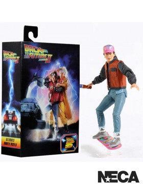Ultimate Marty Mcfly Back To The Future Figura 17 cm Neca