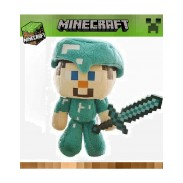 Minecraft Steve Peluche 17 cm Felpa