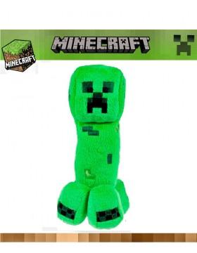 Minecraft Creeper Peluche 19 cm Felpa