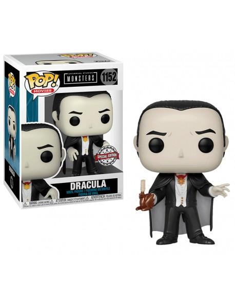 Funko Pop Dracula Monsters Universal Studios Special Edition 799