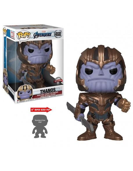Funko Pop Thanos Avengers Marvel Special Edition 25cm 460