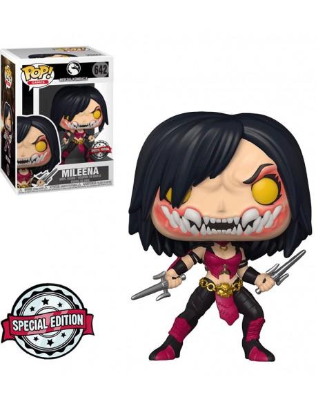 Funko Pop Mileena Mortal Kombat Special Edition 642