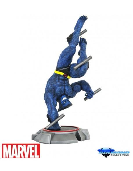 Bestia X Men Marvel Figura Diorama 25 cm Diamon