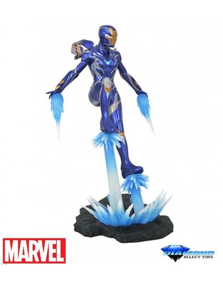 Rescue Vengadores Endgame Marvel Estatua diorama 23cm