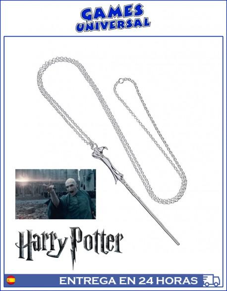 Collar varita Voldemort