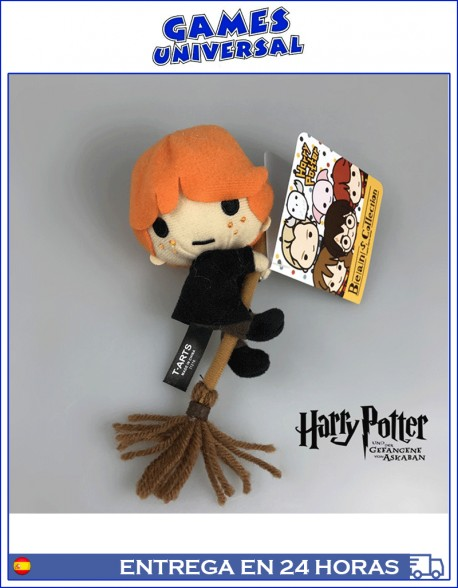 Peluche llavero Harry Potter Ron