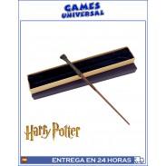 Varita de Harry Potter Delux coleccionismo nucleo de metal