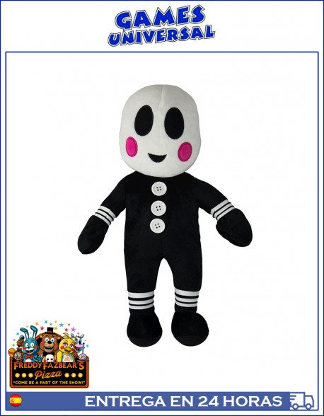 Five Nights At Freddys peluche The Puppet 30 cm cinco noches con Fredy