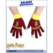Guantes Harry Potter Hogwarts Gryffindor