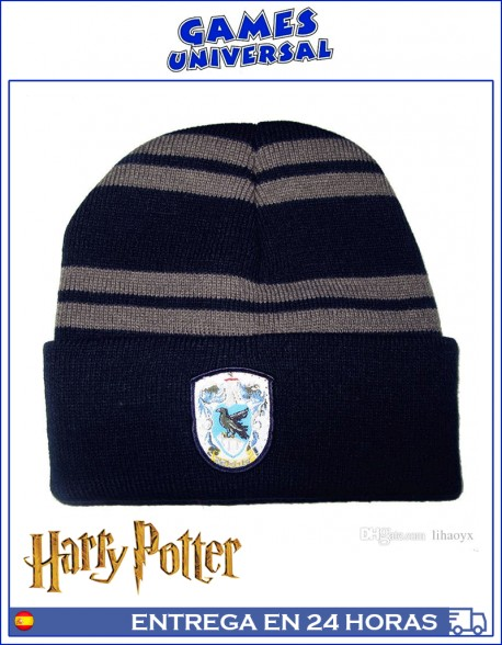 Gorro lana Ravenclaw Harry Potter