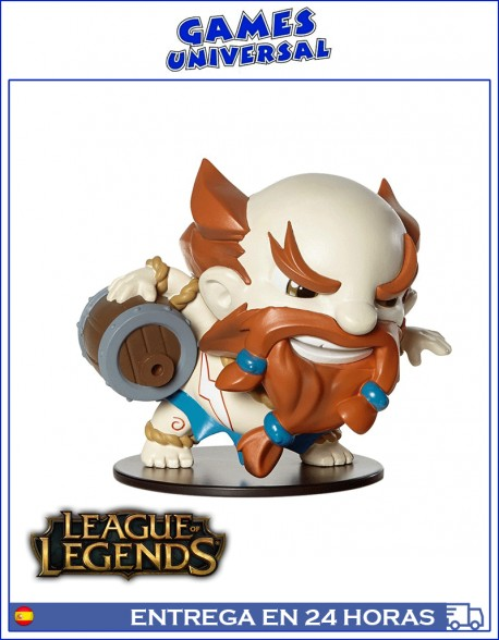 League of Legends Gragas figura