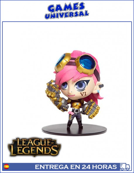 League of Legends Vi figura