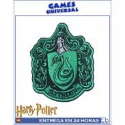Parche Escudo Casa slytherin Harry Potter