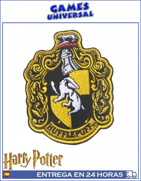 Parche Escudo Casa Hufflepuff Harry Potter
