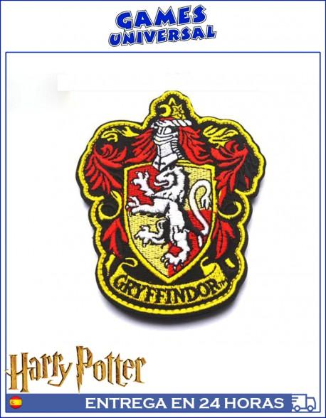 Parche Escudo Casa Gryffindor Harry Potter