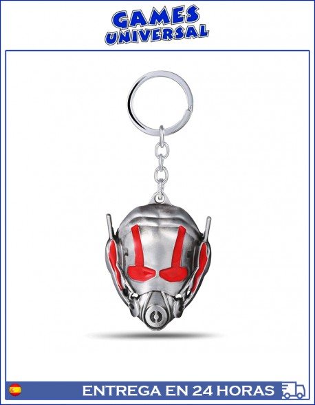 Ant Man Marvel llavero metal super heroe Marvel