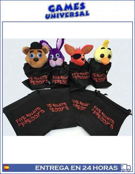 Bolsa trasporte Five Nights At Freddys