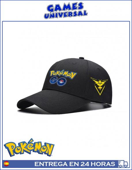 Pokemon Gorra Equipo Instinto