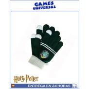Guantes Harry Potter Slytherin