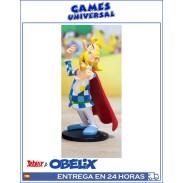 Asuranceturix de Asterix y Obelix edicion Salvat 12 CM Figura